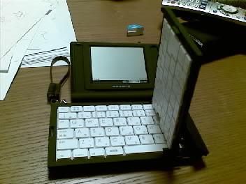 ポメラのキーボード